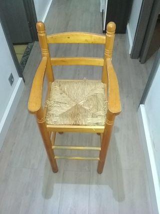 Regalo silla niño