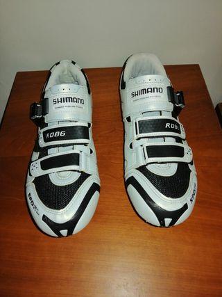 zapatillas de carretera shimano RD 86