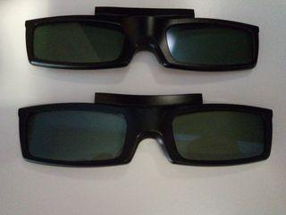 Rebaja Gafas 3d para televisión. Marca samsung