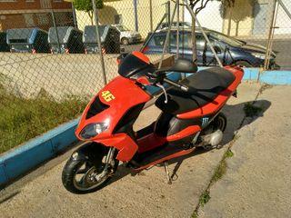 Scooter 49cc Piaggio NRG