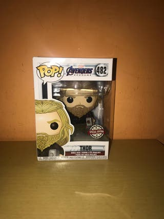 Funko Pop Thor exclusivo Endgame