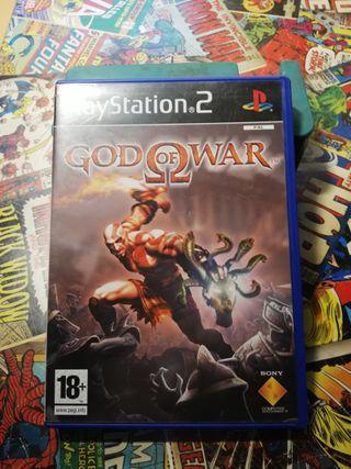 Playstation 2 Sony GOD OF WAR 1 de segunda mano por 10 € en