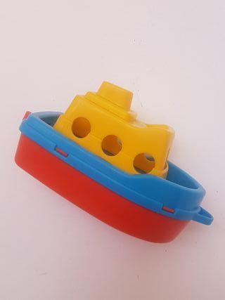 Barco con depósito ITALY calidad