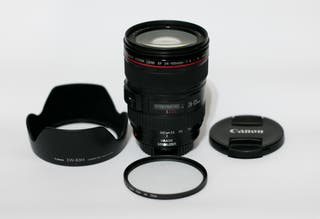 Canon 24 - 105 L F4 IS USM