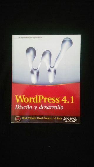 Libro: Diseño y desarrollo Wordpress