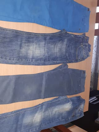 pantalones niño 6 A 7 años