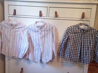 Lote camisas Gocco 3-4 años