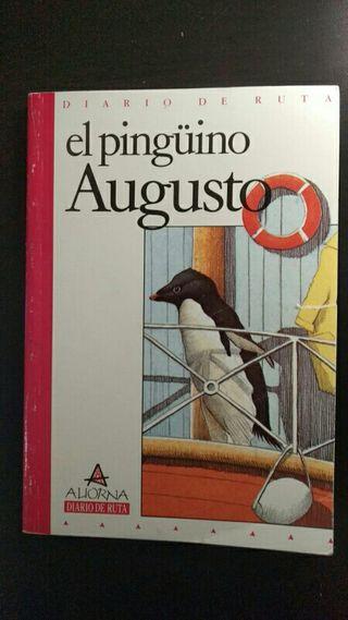 Libro El pinguino Augusto