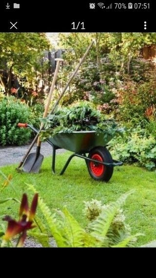 cheap garden work