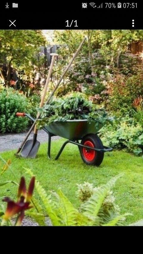 cheap garden work