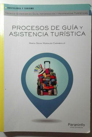 Libro guía y asisencia turistica