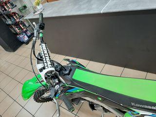 Moto de cross Kawasaki KXF 250