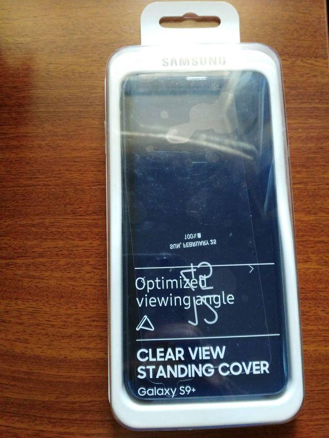 Vendo Galaxy s9+, nuevo con los plásticos.