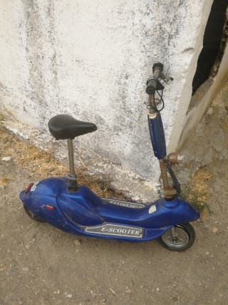 e-scooter electrico patin patinete leer
