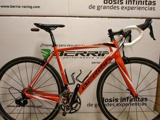 Bicicleta carretera Berria