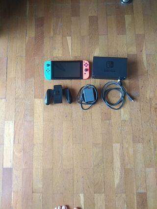 Nintendo Switch! Apenas tiene un mes.
