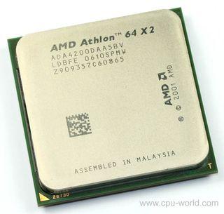 AMD Athlon 64 X2 4200+ disipador