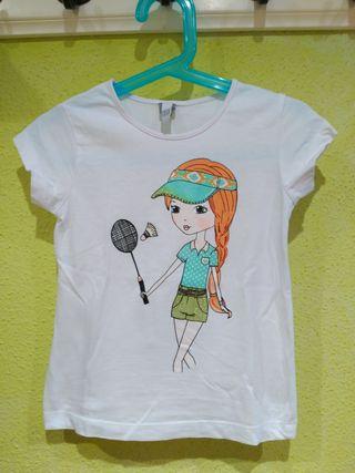 Camiseta Freestyle de El Corte Inglés