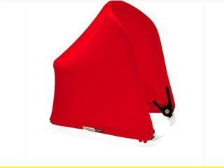 capota bugaboo bee plus extensible rojo
