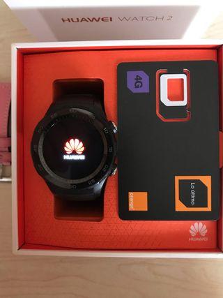 Huawei Smartwatch 2 4G libre