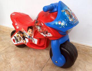 Moto correpasillos | Moto enfant PAW PATROL