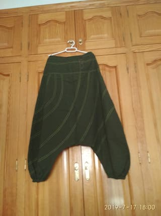 pantalón bombacho