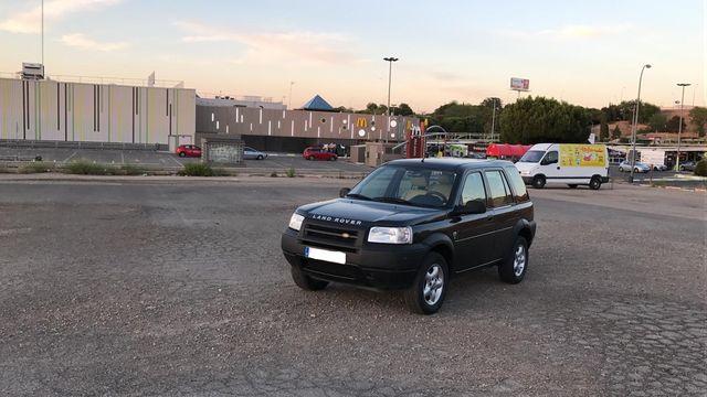 Land Rover Freelander 2002