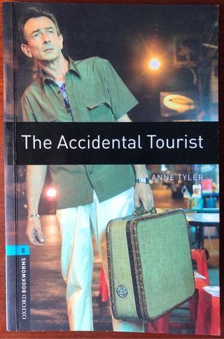 The Accidental Tourist libro escolar