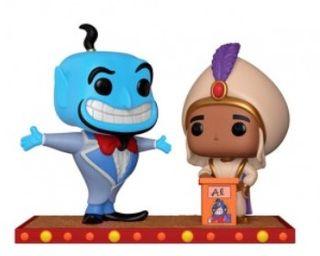Funko Aladdin y Genio Movie Moment