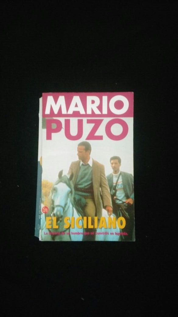 Libro: El siciliano - Mario Puzo