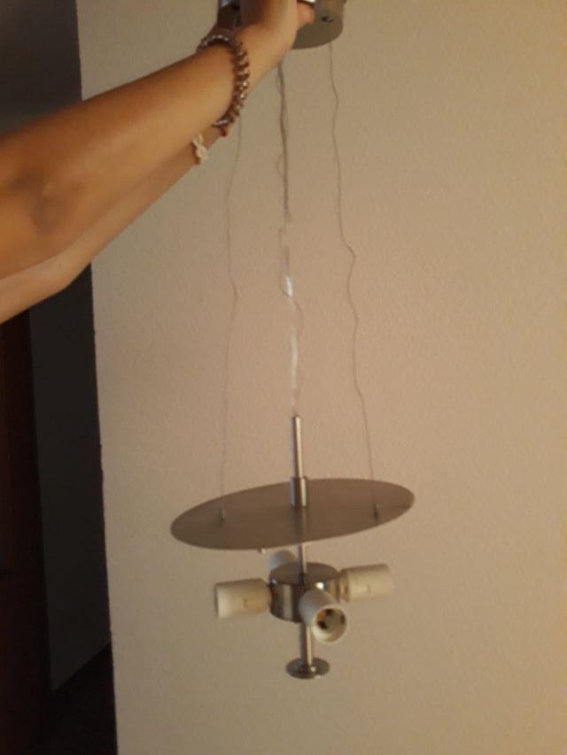 Lampara comedor/dormitorio