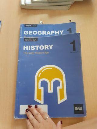 libro historia y geografia