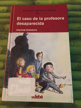 El caso de la profesora desaprecida