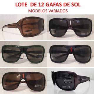 Pack de 12 gafas de sol NUEVAS