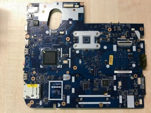 placa base portatil Packard Bell Easynote LJ75