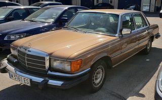 Mercedes-Benz Classe S (217) 1979