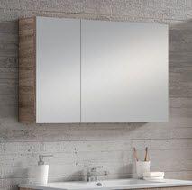 Espejo de camerino en gris