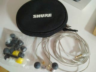 Auriculares profesionales Shure