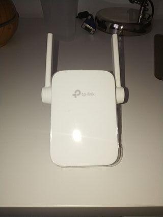 repetidor extendedor red wifi