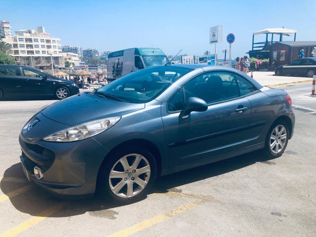 Peugeot 207 CC descapotable 2008