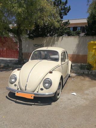Volkswagen escarabajo 1965 1.2cc