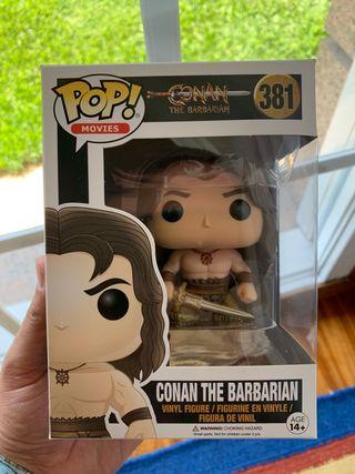 Funko pop Conan el barbaro