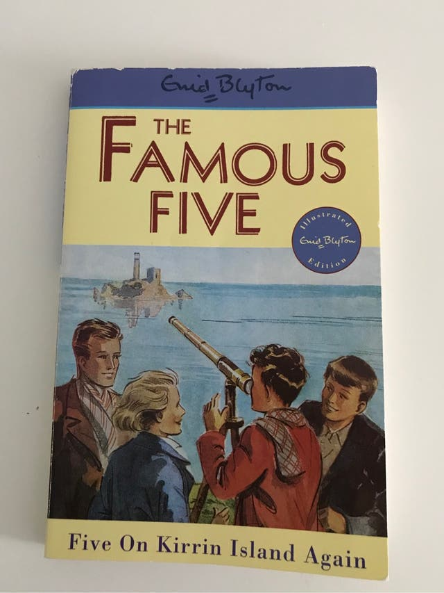 The Famous Five - Five On Kirrin Island Again