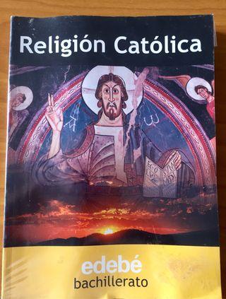 Libro Religión Bachillerato Edebe