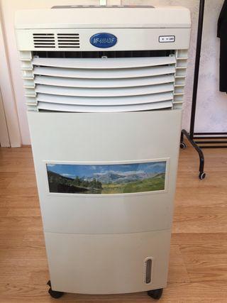 acondicionador de aire frío/ calor