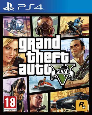 Grand Theft Auto V - GTA 5 - PS4 - Playstation 4