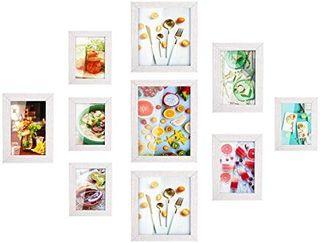 MVPOWER Set de Marcos de Fotos 4pcs x 10*15cm + 3p