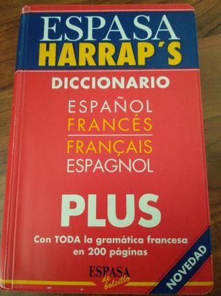 Diccionario Español-Francés y viceversa.