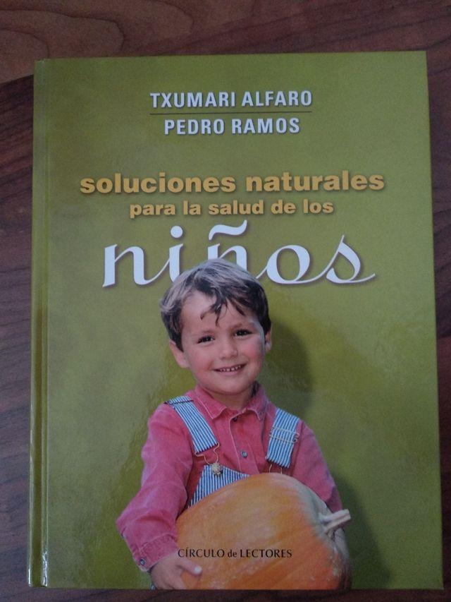Soluciones naturales para la salud de los niños.