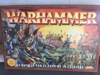Juegos de mesa warhammer